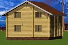 изображение проекта дома Барыбино
