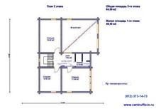 изображение проекта дома Конаково