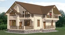 изображение проекта дома Бронницы