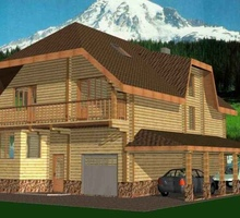 изображение проекта дома Славянка