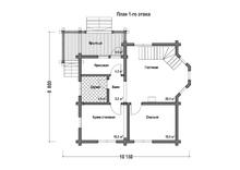 изображение проекта дома Дубрава