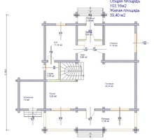 изображение проекта дома Эльвира