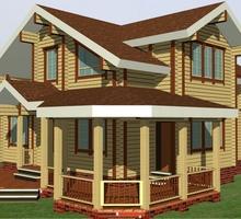 изображение проекта дома Фореста