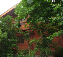 изображение проекта дома Дом из клееного бруса Волшебное озеро