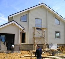изображение проекта дома Дом из клееного бруса в Токсово