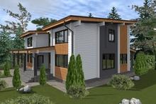 изображение проекта дома Проект дома из клееного бруса ВудВэй