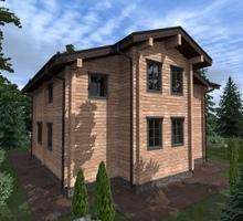 изображение проекта дома Фомино