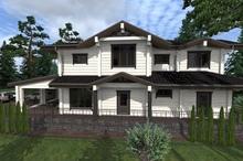 изображение проекта дома Пирогово-1