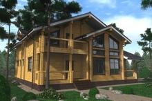 изображение проекта дома Витязь