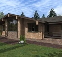 изображение проекта дома Золотой бор