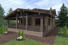 изображение проекта дома Корнилово