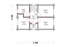 изображение проекта дома Анастасия