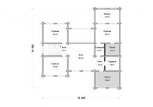 изображение проекта дома Лесная чаща