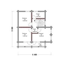 изображение проекта дома Венеция