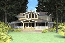 изображение проекта дома Проект дома из клееного бруса Мелехово