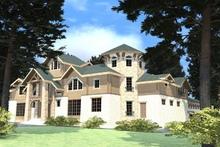 изображение проекта дома Проект дома из клееного бруса Усово