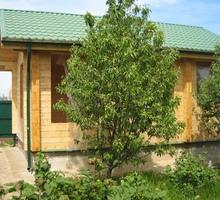 изображение проекта дома Проект дома из клееного бруса Бутово