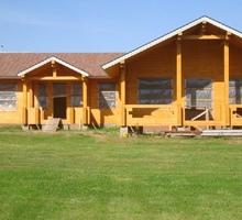 изображение проекта дома Проект дома из клееного бруса Дуплево