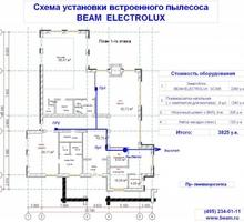 изображение проекта дома Проект дома из клееного бруса Талдом-2