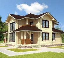 изображение проекта дома Проект дома из клееного бруса Грэмми