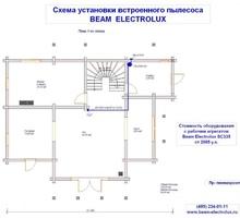 изображение проекта дома Проект дома из клееного бруса Ильинское дом