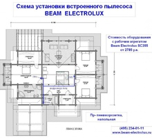 изображение проекта дома Проект дома из клееного бруса Речник