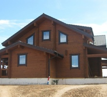 изображение проекта дома Проект дома из клееного бруса РЗ