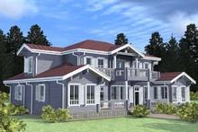 изображение проекта дома Проект дома из клееного бруса Усадьба