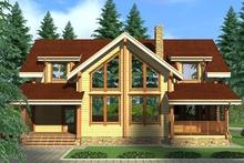 изображение проекта дома Проект дома из клееного бруса Валентиновка