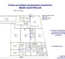 изображение проекта дома Проект дома из клееного бруса Здравница-2
