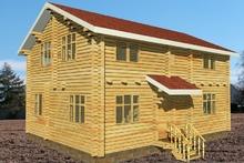 изображение проекта дома Ивановка