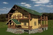 изображение проекта дома Казань
