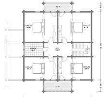 изображение проекта дома Киржач
