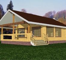 изображение проекта дома Клязьма