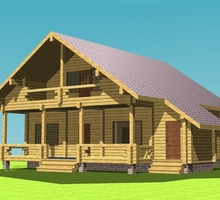 изображение проекта дома Лесные Дали