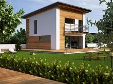 изображение проекта дома Modern ELENA