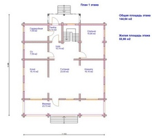 изображение проекта дома Новгород