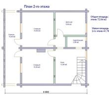 изображение проекта дома Широкое