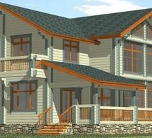 изображение проекта дома Сосновый берег