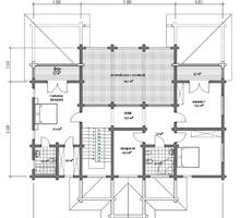 изображение проекта дома Тифани