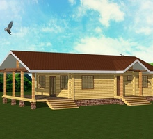 изображение проекта дома Томилино