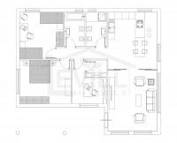 изображение проекта дома из клееного бруса GEA