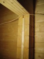 изображение проекта дома из клееного бруса Дом в поселке Анино