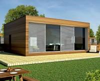 проект дома из бруса PENELOPE